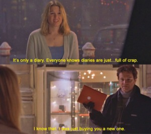 bridget jones gif
